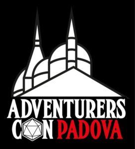 Logo Adventurers Con Padova