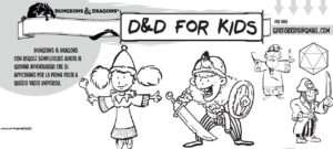 D&D for Kids